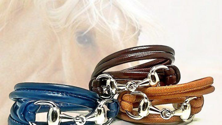 Spyrali Arte e l'amore per i cavalli